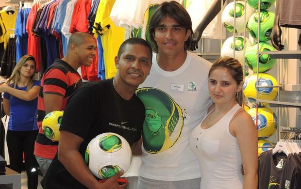 Marcelo Moreno Shopping (Foto: Cahê Mota)