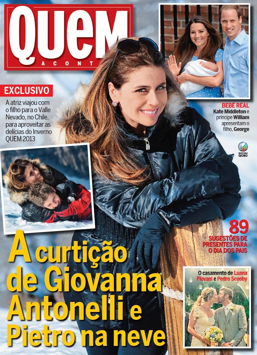 Capa (Foto: Deco Rodrigues/Revista QUEM)