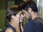 Vídeo! Rafael Vitti fica #chatiado com beijo Cobrina e declara torcida: 'Sou Perina'