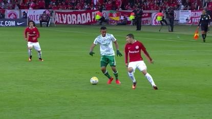 Os melhores momentos de Internacional 0 x 1 Palmeiras pela 15ª rodada do Brasileirão