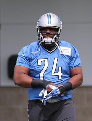 Rodney Austin, NFL, Detroir Lions (Foto: Getty Images)