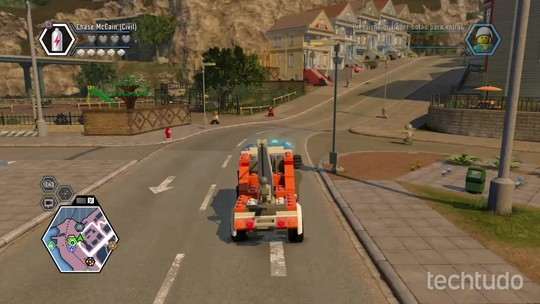 Review Lego City Undercover