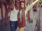 Fernanda Pontes paparica professor de dança em rede social