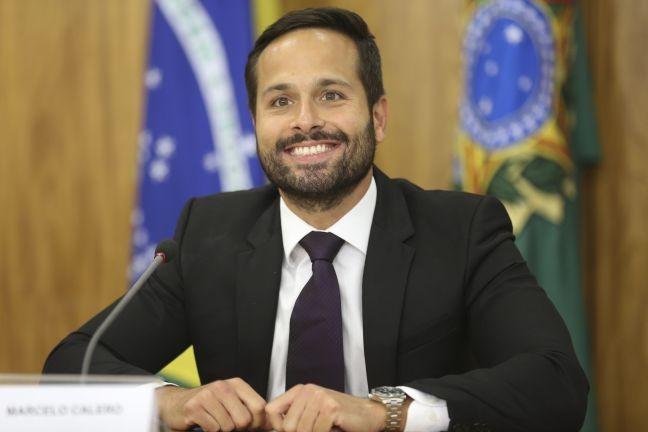 Marcelo Calero, ministro da Cultura (Foto: Fabio Rodrigues Pozzebom / Agência Brasil)
