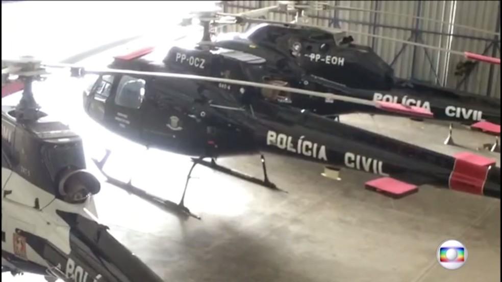 [Brasil] Helicópteros da Polícia Civil de SP devem voltar a voar em março de 2017 Helicopteros