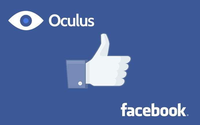 Facebook anuncia acordo para adquirir Oculus VT (Foto: Arte/TechTudo)