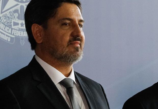Fernando Queiroz Segovia Oliveira toma posse como diretor-geral da Polícia Federal (PF) (Foto: Marcos Correa/PR)
