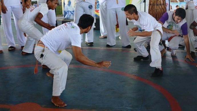 Capoeira Roraima (Foto: Tércio Neto)