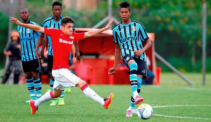 Grêmio e Inter ficaram no zero, mas Tricolor havia vencido primeiro jogo (Foto: Rodrigo Fatturi/Grêmio)