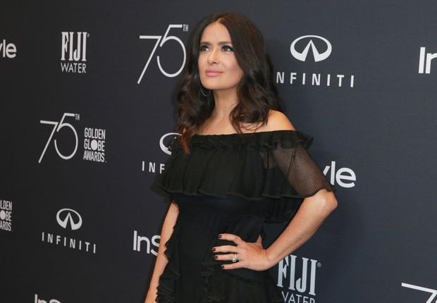Salma Hayek  (Foto:  Rich Fury/Getty Images)