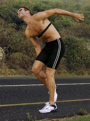 atleta dor corrida eu atleta (Foto: Getty Images)