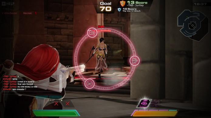 Com variados ataques e habilidades especiais, os jogadores encontrarão personagens com estilos de combate bastante diferentes (Foto: Reprodução/Daniel Ribeiro)