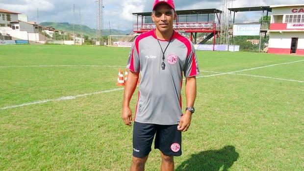 gimar (Foto: Diego Souza/Globoesporte.com)