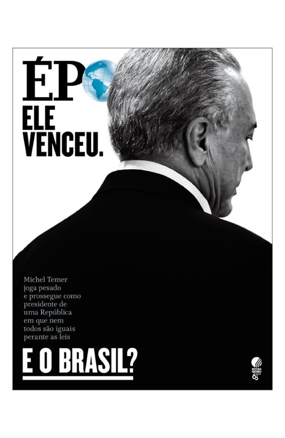 Capa edição 1010 (Foto: Época )