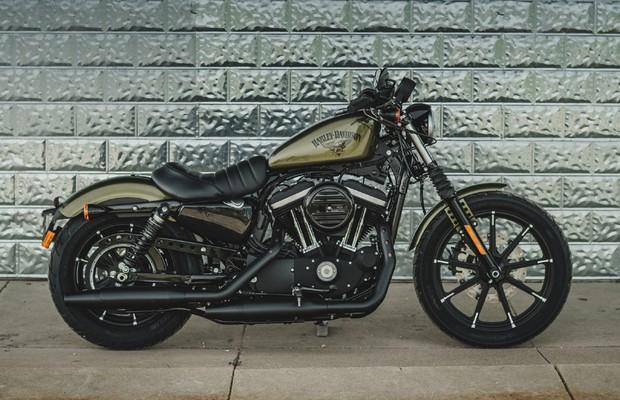 Harley Davidson Iron 883 (Foto: Divulgação)