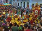 Reveja vídeos do segundo programa (Reprodução/TV Globo)