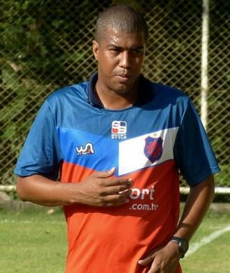 Marcelo Salles, bonsucesso (Foto: Vitor Costa/ Futrio.net)