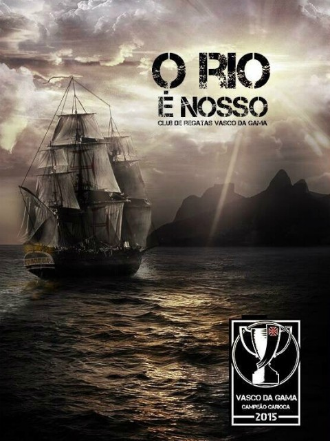 BLOG: Perfil do Vasco, jogadores e ex-atletas comemoram a conquista do título carioca
