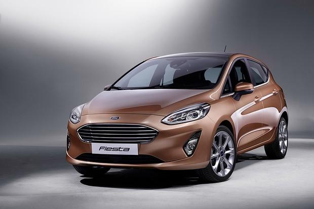 Ford revela nova geração do Fiesta na Europa (Foto: Divulgação)