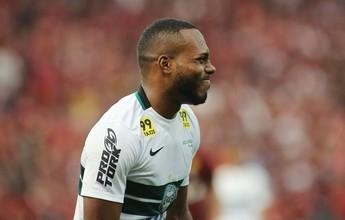 """Kleina promete Coritiba """"suando sangue"""" na decisão do Couto Pereira"""