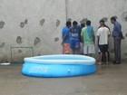 Presos são batizados em piscina dentro de presídio no Tocantins