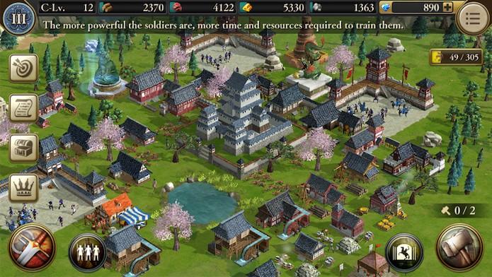 Como fazer o download de Age of Empires nos dispositivos Android (Foto: Divulgação/KlabGames)