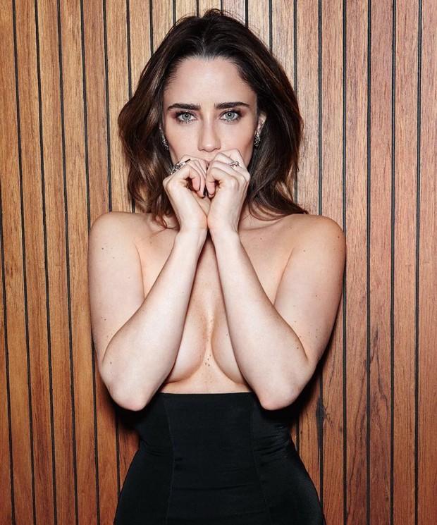 Fernanda Vasconcellos, la actriz más sexy del mundo / @fevasconcellos