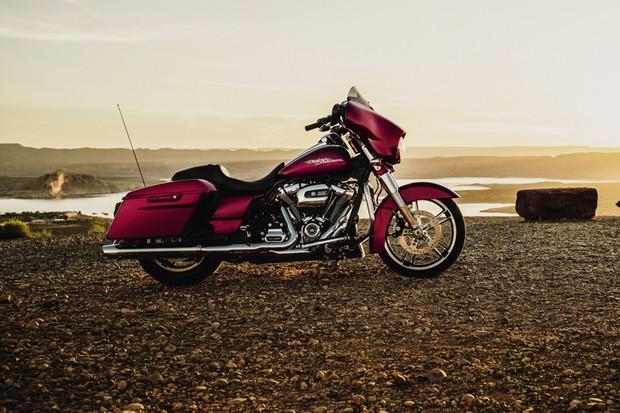 Harley-Davidson Street Glide Special 2017 (Foto: Divulgação)