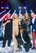 Estreia de Ivete Sangalo no 'The Voice Brasil' bomba na web