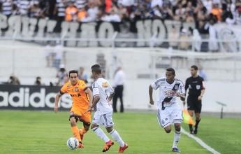Corinthians acha gol no fim contra a Ponte Preta, mas vê vantagem cair