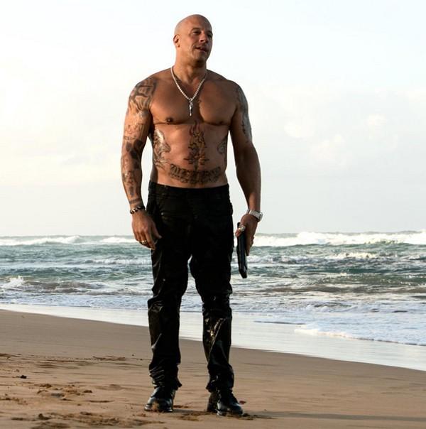Vin Diesel (Foto: Reprodução / Instagram)