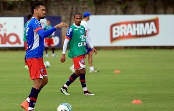 """Hernane crê em duelo aberto com Ceará e diz: """"Partida bonita de se ver"""""""