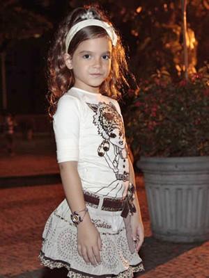 Mel consquistou o público com sua atuação (Foto: Avenida Brasil/TV Globo)