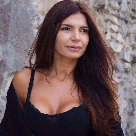 A atriz Lucilla Diaz diz que, apesar de não ter nenhum pertence roubado, está em estado de choque (Foto: Divulgação)