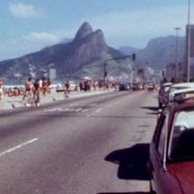 Vídeo mostra cenas do Rio  de Janeiro da década de 70 (TV Globo)