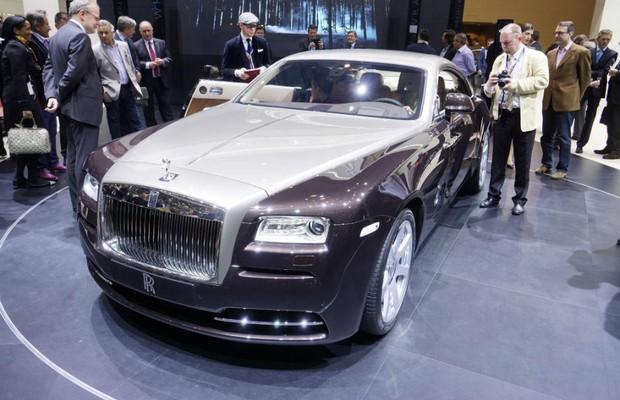 Rolls-Royce Wraith (Foto: Newspress)