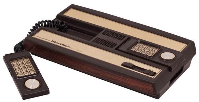 Esse era o Intellivision (Foto: Reprodução/Wikimedia)