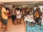Feira reúne moda, arte, música e gastronomia em Cabo Frio, no RJ