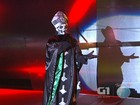 'Missa' macabra do Ghost é mal recebida no Palco Mundo