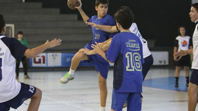 9ª Copa TV Tribuna de Handebol Escolar (Foto: José Luiz Borges)
