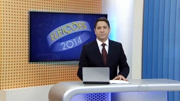 Eleições 2014 e a grade de programação sofre alteração (Foto: Divulgação / TV Sergipe)