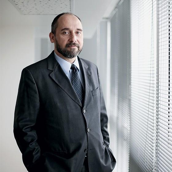 Luís Inácio Adams, advogado-geral da União (Foto: Adriano Machado/ÉPOCA)