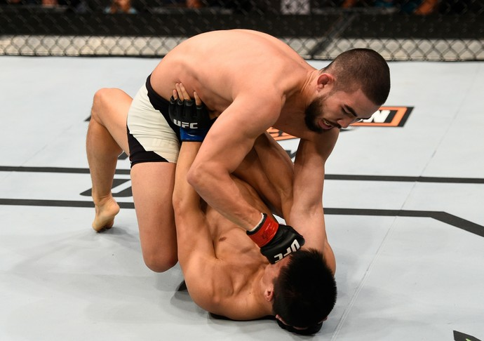 Louis Smolka x Ben Nguyen UFC Sioux Falls (Foto: Getty Images)