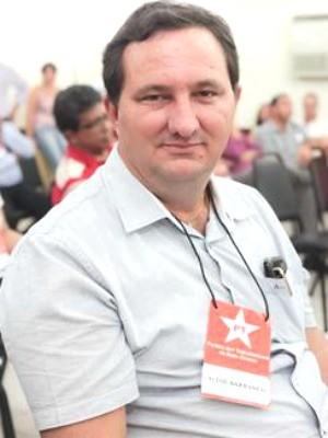 Valdir Barranco disputou vaga de deputado em 2014 (Foto: Divulgação/ Partido dos Trabalhadores-MT)