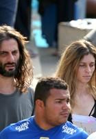Grazi Massafera grava 'Verdades Secretas' como drogada no Rio