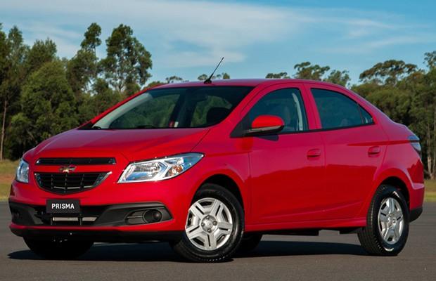 Novo Chevrolet Prisma VALE ESTE (Foto: Divulgação)