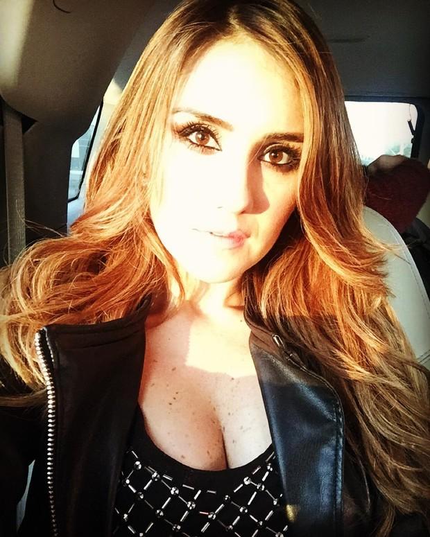 Dulce María (Foto: Reprodução/Instagram)