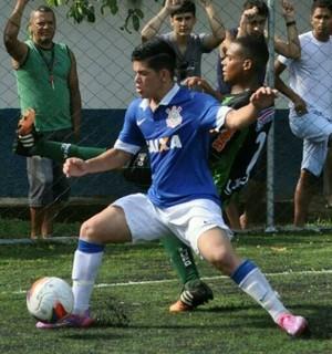 Alyson Corinthians (Foto: Reprodução/Facebook)