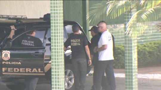 Supostos operadores do PMDB presos em Miami chegam ao Brasil