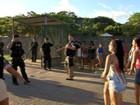 Comboio da Força Nacional de Segurança está em direção ao Ceará